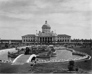The Cotton Palace at the Exposition